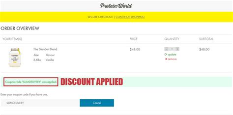 protein world coupon protein world discount codes coupons february 2018