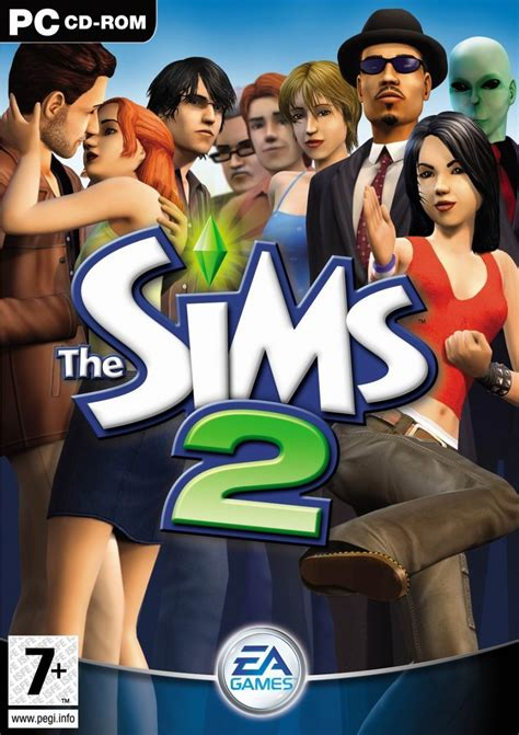 the sims 2 les sims 2