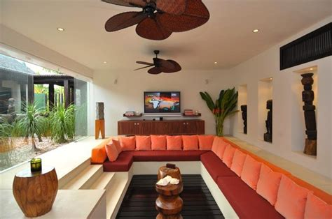 Living Room Conversation Area by Conversation Pits Sunken Sitting Areas