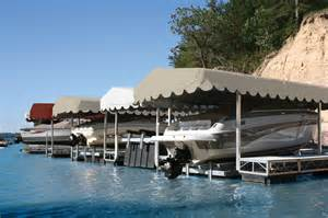 Boat Canopies by Replacement Canopy Covers For Shorestation 174 Boat Lifts