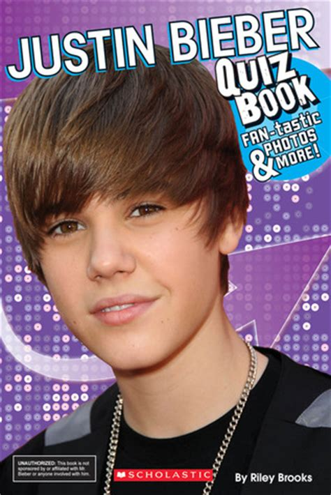 justin bieber biography book online justin bieber quiz book by riley brooks reviews
