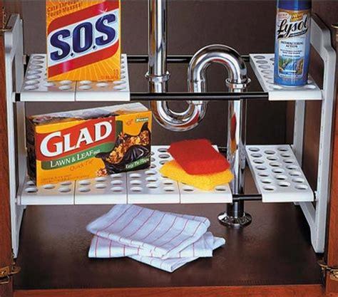 undercounter bathroom storage kitchen sink organizers sink storage shelves