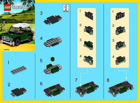 lego mini cooper polybag lego 40109 mini cooper mk vii polybag i brick city