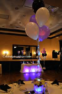 sweet 16 table centerpiece ideas event decor banquet llc