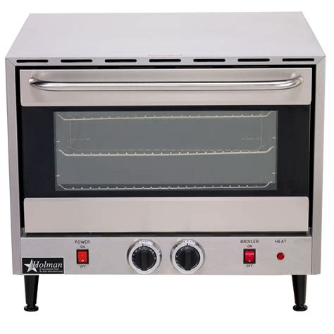 Commercial Countertop Ovens by New Commercial Electric Convection Oven 3 Rack Single