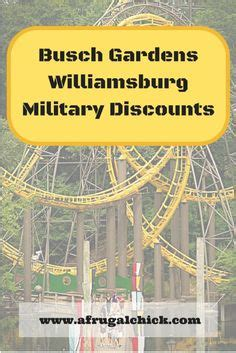 Busch Gardens Tickets Williamsburg by 1000 Images About Hton Roads Virginia On