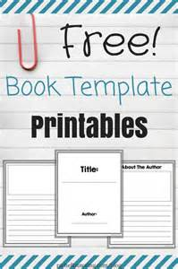 Childrens Book Templates by 25 Best Ideas About Grade Book Template On