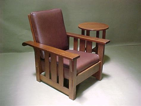 stickley reclining chair voorhees craftsman mission oak furniture stickley