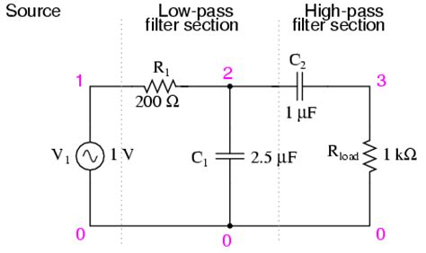 band pass filter without inductor band pass filters filters electronics textbook