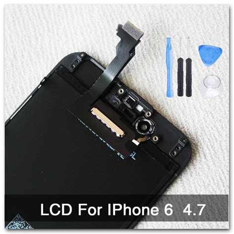 Lcd Iphone 6 Fulset Original 100 aaa quality replacement for iphone 6 lcd 4 7 inch display with original glass touch
