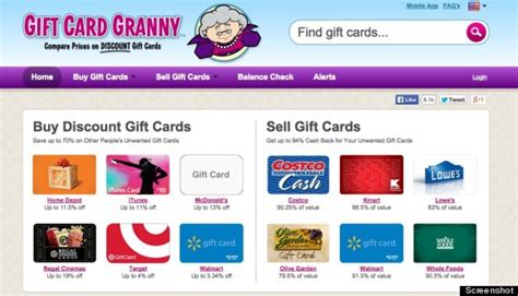 Www Gift Card Granny Com - 3 tricks that will help you win cyber monday huffpost