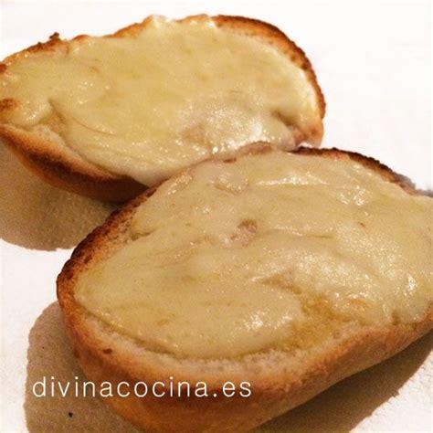 divina cocina recetas receta de pan de ajo invitados y picoteo pinterest