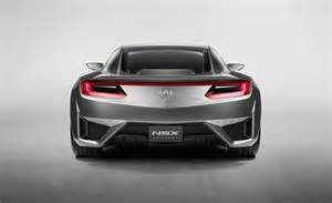 2015 Acura Nsx Specifications 2015 Acura Nsx Price Specs And Release Date