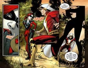 Shazam vs harley quinn injustice gods among us comicnewbies