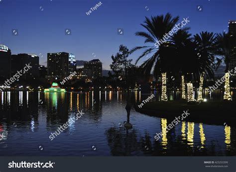 light orlando orlando lights stock photo 423253399