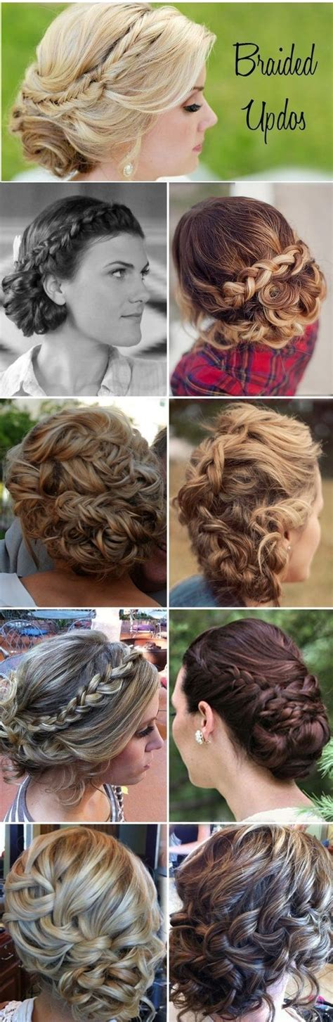 Wedding Hairstyles Using Braids by 246 Best Images About Hair Styles For Hair And