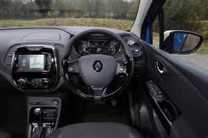 Renault Captur Inside Renault Captur Automatic 2014 Pictures Auto Express