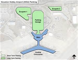 houston hobby airport parking hou airport term