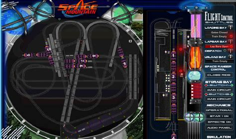 layout game html amusement authority ride sims game and attraction layouts