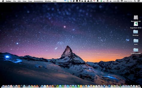 image gallery mac home screen
