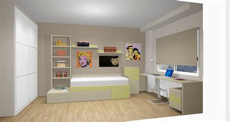 fotos de cuartos juveniles dise 241 o de cuartos o dormitorios juveniles