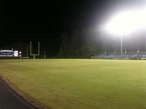 little night lights football field lights at night www imgkid com the