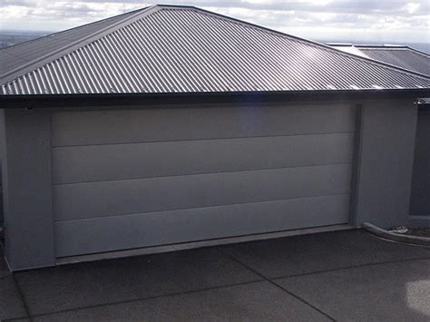 Flat Panel Garage Doors Residential Sectional Garage Flat Panel Garage Door