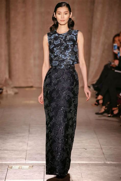 Zac Posen Fallwinter 2007 by Zac Posen Fall Winter Collection For 2015 Sortashion
