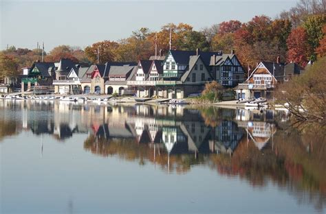 Boat Row Houses Philadelphia - boat house row philadelphia pa vacation places from childhood p
