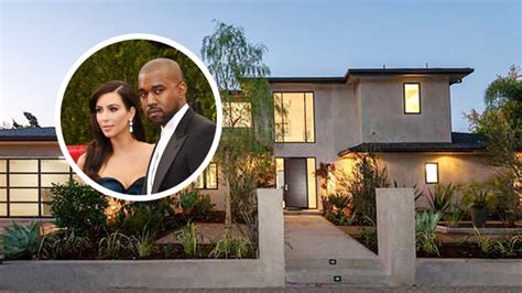kanye west and kim kardashian house kim kardashian and kanye west buy house next door in hidden hills variety