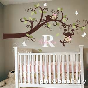 Wall Decor For Baby Room Monkeys Used In Baby Decor Nursery S Bellini Buzz