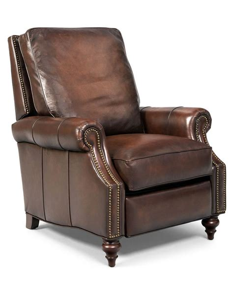 macys leather recliner madigan leather recliner chairs recliners furniture