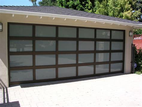 Wood And Glass Garage Door by Glass Garage Doors Gallery Dyer S Garage Doors Garage