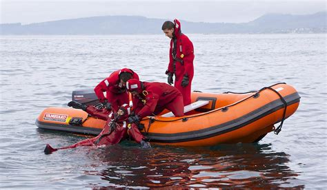 dinghy rescue boat solas 420 rescue boat vanguard marine