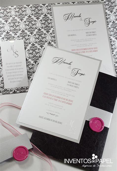 invitaciones boda 20 centimos empapelarte invitaciones bodas cl 225 sicas tarjetas de invitacion