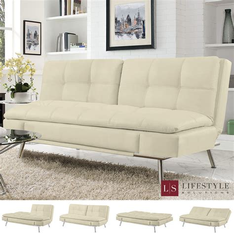 lounger sofa bed costco ravenna bonded leather lounger convertible sofa