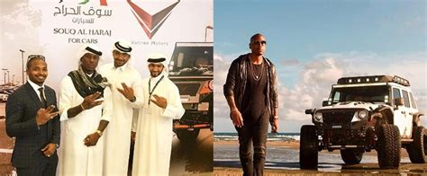fast and furious 8 dubai this fast furious star has just opened a custom car shop