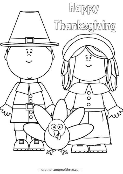 Free Thanksgiving Coloring Pages Printable Thanksgiving Coloring Pages Printable Free