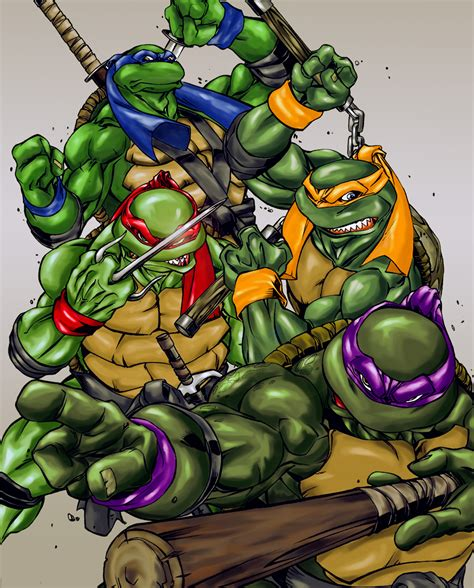 tmnt wallpaper classic ninja turtles picture ninja turtles wallpaper