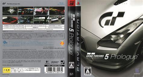 Gran Turismo Prologue Ps3 bcjs30017 gran turismo 5 prologue