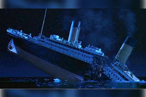 how titanic boat sank did an iceberg sink the titanic a journalist s new