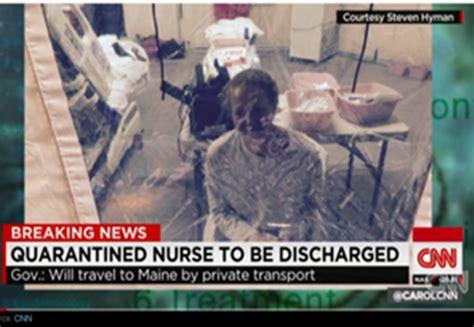 quarantine boat definition ebola hickox salia blood tests