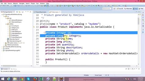 Java Swing Exles by Exporting Excel In Java Swing Application