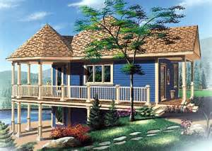 hillside cabin plans free home plans hillside mountain home plans