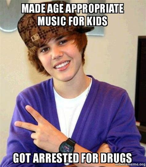 Appropriate Memes For Kids - made age appropriate music for kids got arrested for drugs