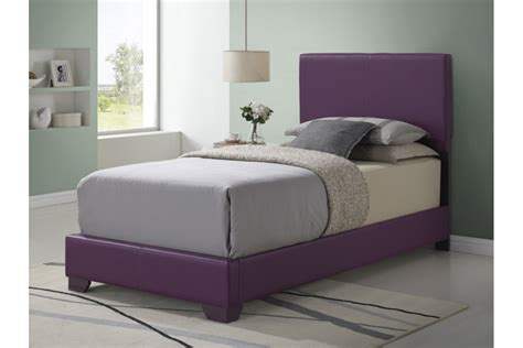 purple upholstered bed beds canieston purple upholstered twin size bed