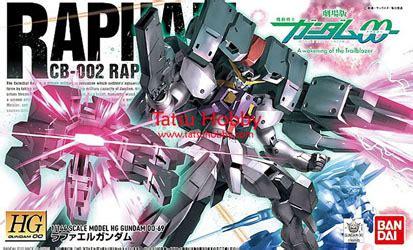 Jual Figure Model Kit Harute Gn 011 Gundam Awakening Of Trailblazer hg gundam raphael tatsu hobby the hobby shop