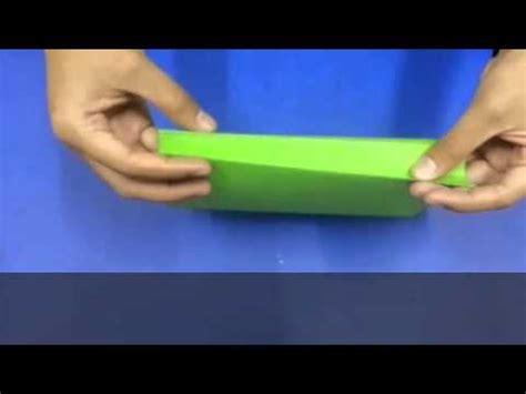 cara membuat hidroponik dari jerigen cara membuat beg kertas youtube