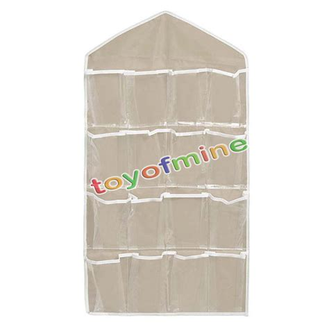 shoe storage door hanger up 16 pockets clear door hanging bag shoe rack hanger