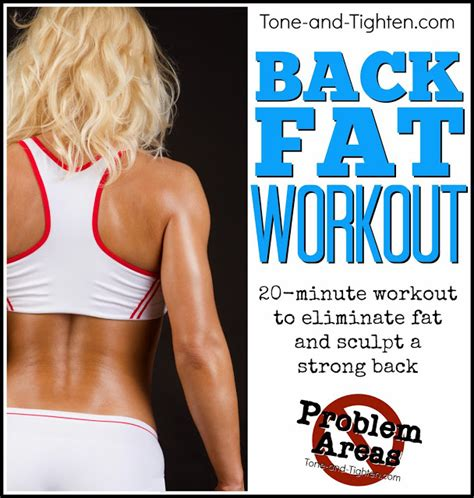 how to get rid of back workout best back exercises